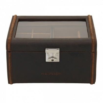 Шкатулка для часов и запонок Champ Collection 27025-3