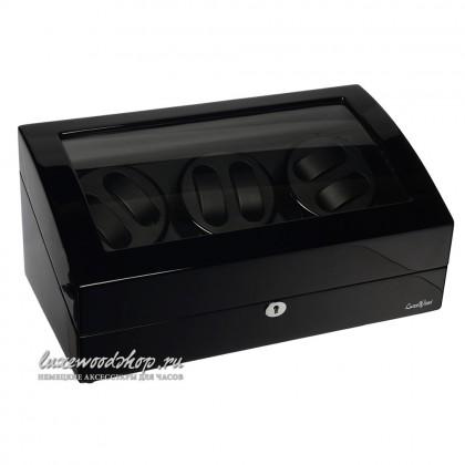 Шкатулка для подзавода часов LuxeWood LW038-11-3