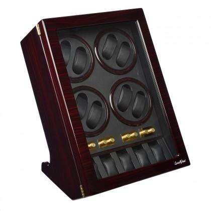 Шкатулка для подзавода часов LuxeWood LW088-51-3-9