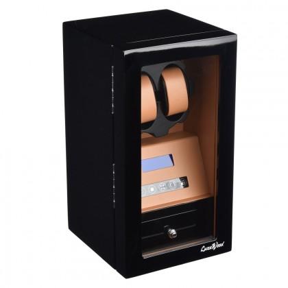 Шкатулка для подзавода часов LuxeWood LW201X-1BR