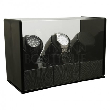 Шкатулка для подзавода часов LuxeWood LW203