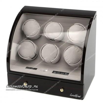 Шкатулка для подзавода часов LuxeWood LW326-5