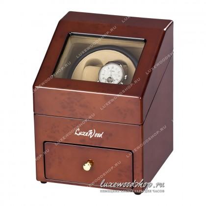 Шкатулка для подзавода часов LuxeWood LW621-3