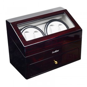 Шкатулка для подзавода часов LuxeWood LW622-5