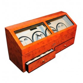 Шкатулка для подзавода часов LuxeWood LW644-11