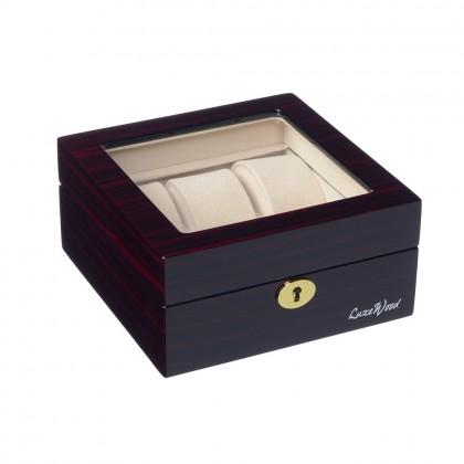 Шкатулка для часов LuxeWood LW841-6-5